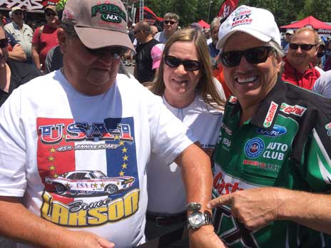 John Force Fan